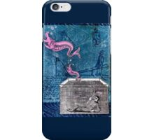 Anatomy of Imagination iPhone Case/Skin