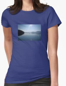 Aegean Blue Hues Of Gokova Bay  T-Shirt