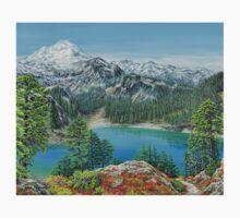 Mount Baker Wilderness One Piece - Short Sleeve