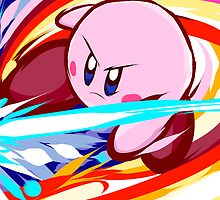 Kirby | Vulcan Kick by ishmam
