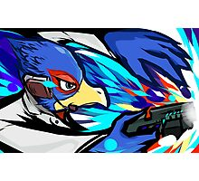 Falco | Blaster Shot Photographic Print