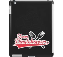 Team Dinglehopper iPad Case/Skin
