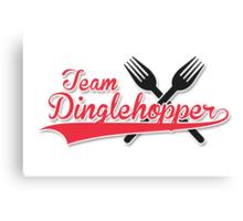 Team Dinglehopper Canvas Print