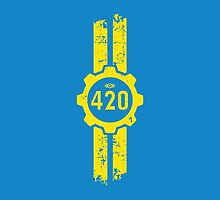 Vault 420 by Shane Rounce