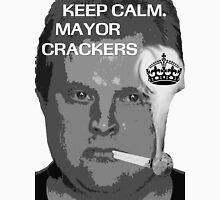 Rob Ford, Stay Calm, Mayor Crackers Unisex T-Shirt
