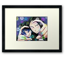 Kannao - Fashionable Duo Framed Print