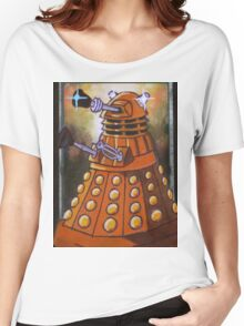 Dalek From Doctor Who Women's Relaxed Fit T-Shirt