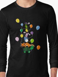 Tortoise Tower Long Sleeve T-Shirt