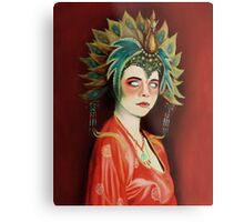 Kim Cattrall in Big Trouble In Little China Metal Print