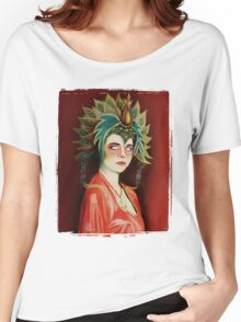 Kim Cattrall in Big Trouble In Little China Women's Relaxed Fit T-Shirt