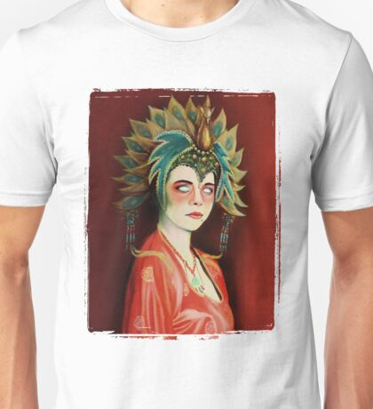 Kim Cattrall in Big Trouble In Little China Unisex T-Shirt