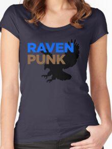RavenPUNK - Ravenclaw Women's Fitted Scoop T-Shirt