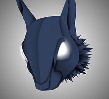 Squirrelaurus by Designosaur