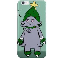 Christmas hat Espurr iPhone Case/Skin