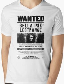 Bellatrix Lestrange WANTED T shirt T-Shirt