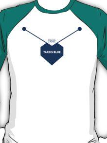 Official Tardis Blue - Pantone 2955C T-Shirt