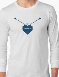 Official Tardis Blue - Pantone 2955C Long Sleeve T-Shirt