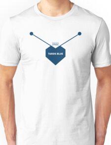 Official Tardis Blue - Pantone 2955C Unisex T-Shirt