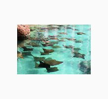 Stingray Pond at the Atlantis Unisex T-Shirt