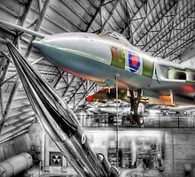 Avro Vulcan B2 - Cosford - HDR by Colin  Williams Photography