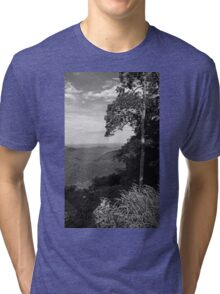 Blue Ridge Mountains - Virginia Tri-blend T-Shirt