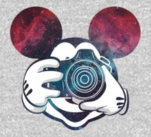 Nebula Mickey's Camera Face by JohnnySilva