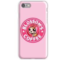 Blossom's Coffee iPhone Case/Skin