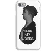 Mark My Words // Purpose Pack // iPhone Case/Skin