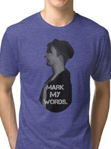 Mark My Words // Purpose Pack // Tri-blend T-Shirt