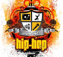 Four Elements of Hip-Hop - Tribute by raneman