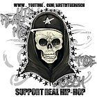 SUPPORT REAL HIP-HOP by Austin Toebosch