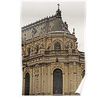 The Chapel Of Versailles © Poster
