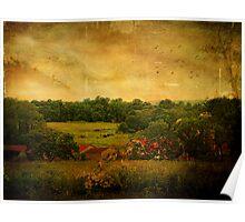 Backyard Farm Poster