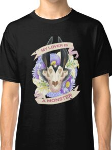 My Lover Is A Monster Classic T-Shirt