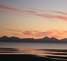 Cuillin Sunset from Applecross by beavo