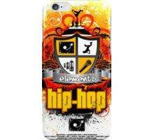 Four Elements of Hip-Hop - Tribute iPhone Case/Skin