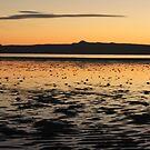 Sunset from Applecross Bay by beavo