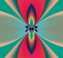Funky Flower by Vac1