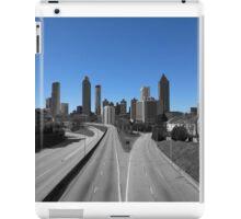 Atlanta Skyline iPad Case/Skin