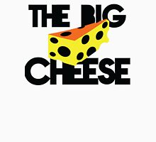 THE BIG CHEESE like a boss cheesy humour! Unisex T-Shirt
