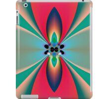 Funky Flower iPad Case/Skin