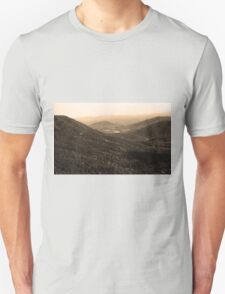 Blue Ridge Mountains - Virginia Unisex T-Shirt