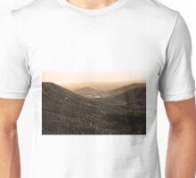 Blue Ridge Mountains - Virginia Unisex T-Shirt