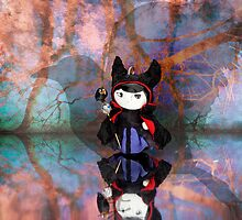 Once upon a time...Maleficient & Mageritdoll by Mageritdoll