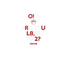 Bangtan Boys (BTS) 'O!RUL8,2?' by ikpopstore