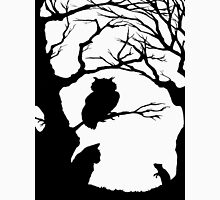 Silhouette Forest Unisex T-Shirt