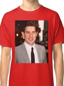 John Krasinski being cute  Classic T-Shirt
