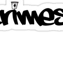 Art Crimes Graffiti Logo Sticker