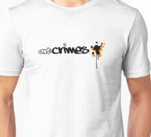 Art Crimes Graffiti Logo Unisex T-Shirt