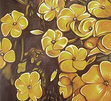 Oxalis by James Mundy